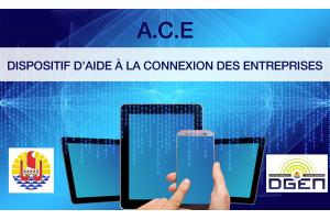 Dispositif d'aide à la connexion des entreprises (ACE)
