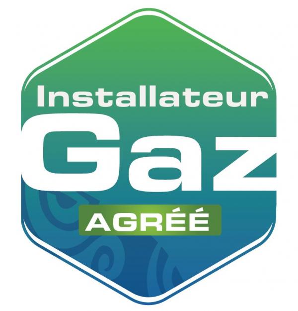 Logo Installateur Gaz Agréé