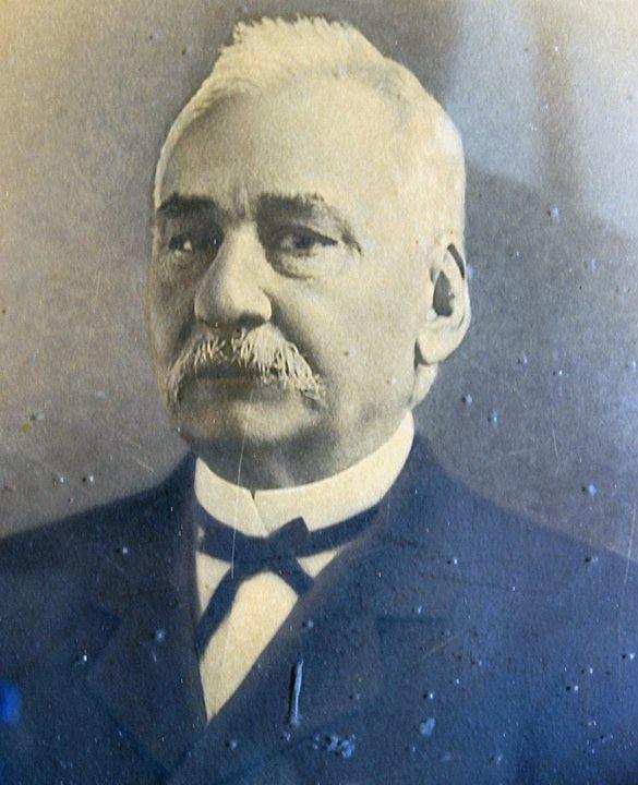 Victor RAOULX, le premier président de la CCISM