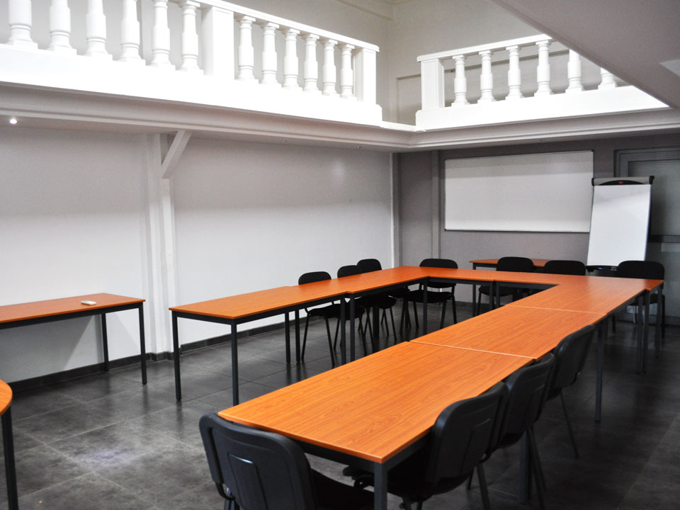 Location de salles CCISM : la salle Corporate