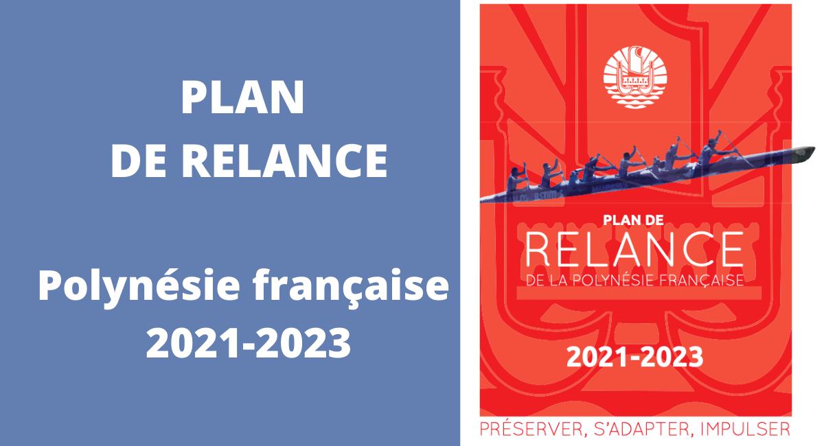 Consulter le Plan de relance 2021-2023