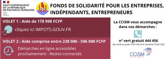 Fonds solidarité