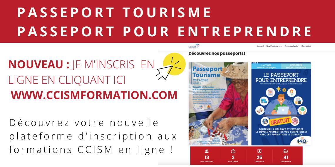 Le Passeport pour Entreprendre vous propose 36 modules de formation et de sensibilisation (VISA) gr